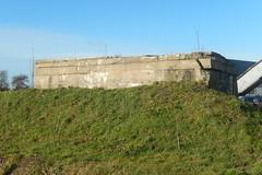 Duitse bunker, Uitkerke (Erf-goed.be) Tags: bunker uitkerke blankenberge archeonet geotagged geo:lon=31543 geo:lat=512949 westvlaanderen
