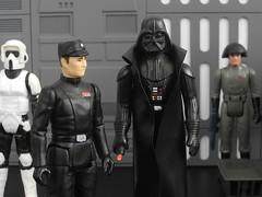 Star Wars Vinatge Imperials (speedbreaker92) Tags: toys actionfigures starwars kenner vintage darthvader deathstar
