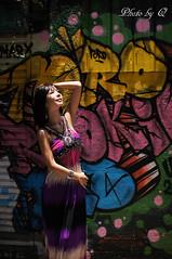 Girl @Taipei Street (SU QING YUAN) Tags: 30mmf14 girl model portrait beauty beautiful taiwan taipei pretty face light sexy female a55 sigma