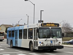 York Region Transit 806 (YT | transport photography) Tags: york region transit yrt new flyer d40lf bus