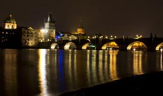 Nightshot in Prague