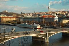 Prag (kh goldphoto) Tags: prag moldau botelalbatros 2008