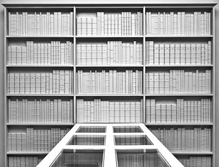 - the white library -