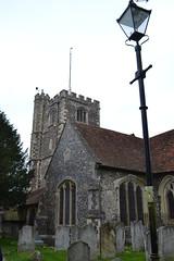 The Parish Church of St Mary the Virgin, Monkton Hadley, Hertfordshire. (greentool2002) Tags: the parish church st mary virgin monkton hadley hertfordshire barnet