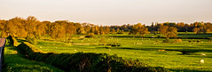 Wistow panorama (Peter Leigh50) Tags: wistow leicestershire rutland lost village church sheep field farmland trees landscape river sence fugifilm xt10 panorama