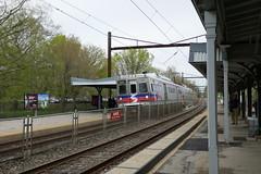 Silverliner V #844 (en tee gee) Tags: swarthmore septa commuter philadelphia