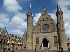 Ridderzaal, Binnenhof, Den Haag, Netherlands, 13 April 2017 (AndrewDixon2812) Tags: denhaag thehague holland zuidholland netherlands binnenhof ridderzaal alankomaat hollanti nederländerna nederland paysbas hollande niederlande