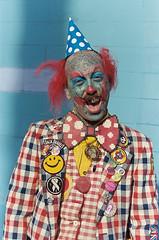 Richie The Barber (Blurmageddon) Tags: 35mm film analogphotography nikonf3 micronikkor55mmf28 losangeles downtownlosangeles dtla kodak portra400 pakonf135 nexlab