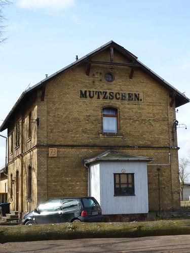 Bahnhof Mutzschen
