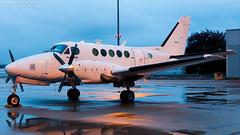 Beech B100 King Air, N3536 (Boran Pivcic) Tags: beech beechcraft beechkingair kingair100 kingairb100 n3536 munchenairport munchen muc