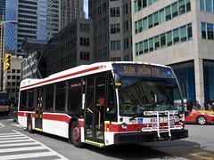Toronto Transit Commission 8572 (YT | transport photography) Tags: ttc toronto transit commission nova bus lfs