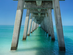 Venice Pier (Tim Ravenscroft) Tags: venice pier ocean gulf florida hasselblad x1d