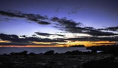 Sunset (ibzsierra) Tags: sunset atardecer puesta sol sun sloei sole mar seq mer mare ibiza eivissa baleares canon 7d 1740usm nube cloud cielo azul blue sky