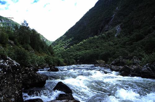 Norwegen 1998 (064) Vøringsfossen