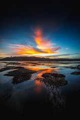 Indonesia. AndyTroy.nl Instagram Click here for more (atroy9) Tags: asia indianocean indonesia kuta kutalombok landscape lombok seascape southlombok travel wanderlust clouds cloudscape dusk sundown sunset