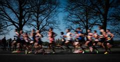 rush hour (Dan-Schneider) Tags: streetphotography street human light frame colour marathon hannover