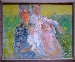Die Familie Schönberg (1908) (JohannFFM) Tags: gerstl richard schönberg familie schirn frankfurt