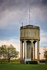 Water Tower ( Explore ) (Jez22) Tags: water tower old service reservoir architecture building structure aerials outdoors nobody warrenstree rural kent england copyright jeremysage explore