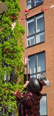 A fine balance (roger.w800) Tags: juggler juggling woolwich streetentertainer greenwichtallships