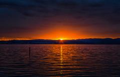 3-2 (1 of 1)-4 (Abhirup.D) Tags: sky lake sunset sunlight sundown reflection mountains water travel sun lights dusk pier dock
