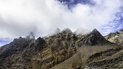 Volcanic (- Jan van Dijk) Tags: ruapehu mountruapehu lavaflow volcanic vulkaansky cloud wolken rock berg newzealand nz landscape nature natuur rugged active whakapapa scape