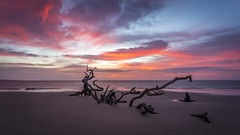 Island Sunrise-9210 (Silva Image) Tags: jekyllisland seascapes