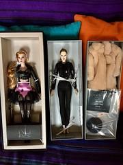 New girls! (mimeesbatd) Tags: fashionroyalty lena eden lovetones nuface