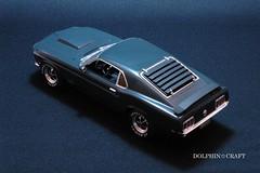 '70 Mustang BOSS 429 5 (DOLPHIN☆CRAFT) Tags: 1970 ford musutang boss 429 monogram フォード ムスタング マスタング モノグラム プラモデル