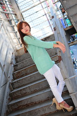 Yibi0016 (Mike (JPG直出~ 這就是我的忍道XD)) Tags: yibi 西門町 d300 model beauty 外拍 portrait 2013 fifi