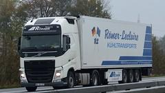 D - Römer Leclaire Volvo FH GL04 (BonsaiTruck) Tags: römer leclaire volvo lkw lastwagen lastzug truck trucks lorry lorries camion