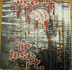 use it or lose it (ARTtwentyseventeen) Tags: oil marker brush cardboard luan metal gnar shit fuck cars weed pizza money phones beautiful mysterious tits artist graffiti recycled found assemblage collage mixed media acrylic rustolelum krylon enamels consumerism waste america hip hop worldstar bling ice booty lean activis rust interior food god exterior weathered gold letters lettering mural sign painted