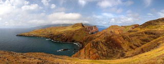 madeira in wide angle