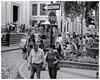 camera used: 1963 Kodak Instamatic 104 (Samy Collazo) Tags: kodakinstamatic1041963 ilfordfp4125plus lightroom3 niksilverefexpro2 sanjuan oldsanjuan viejosanjuan puertorico streetphotography fotografiacallejera bn bw