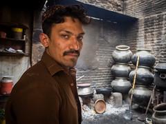 Peshawar , Pakistan (Shahid A Khan) Tags: pakistan peshawar cook portrait pathan kitchen travel photography street nostalgic kpk khyberpukhtoonkhuwa sakhanphotography