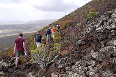 Trekking (simonturkas) Tags: lanzarote canaryislands explore adventure travel islascanarias latitudeoflife latituddevida wanderlust excursion panasonic lumix landscape