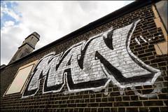 Man (Alex Ellison) Tags: man northwestlondon trackside urban graffiti graff boobs
