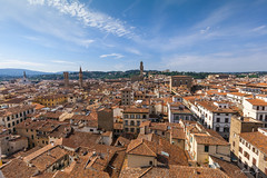 View from the Dome (Susanna Siu) Tags: thedome fierence florence bluesky tuscany canon5dmarkll canonef1635mmf28liiusm canon