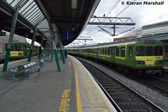 Connolly, 29/4/17 (hurricanemk1c) Tags: dublin connolly railways railway train trains irish rail irishrail iarnród éireann iarnródéireann 2017 class8521 dart tokyucarcorp 8624 1228connollygreystones class8100 lhb siemens 8129 1130greystonesconnolly