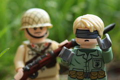 Death Song (lego slayer) Tags: delta green lego legos citizen brick marine japanese wwii okinawa
