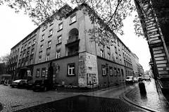 Krakow, Poland (Luke Hasnotenough) Tags: krakow poland polska ilford film bw