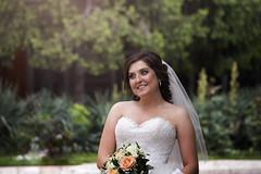 The Bride (saromon1989) Tags: woman bride gorgeous beautiful smile wedding