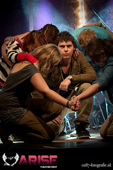 ARISE (barthoogmoed) Tags: youth worship god event drama dans jongeren jezus middelharnis jeugd zang sommelsdijk arise youthevent staver aanbidding