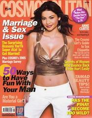COSMOPOLITAN PHILIPPINES JUNE 2005 (ridewiththenookie) Tags: magazine anne cosmopolitan philippines cosmo ph curtis