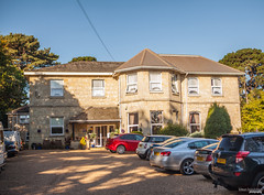 Bourne Hall Country Hotel, Shanklin, Isle of Wight, Hampshire, United Kingdom (Stewart Leiwakabessy) Tags: greatbritain trees houses england sky people tree green cars grass car ferry island hotel holidays driving unitedkingdom hampshire stewart isleofwight wightlink wight shanklinchine shanklin iow cottages southeastengland leiwakabessy stewartleiwakabessy sandownbay coastalarea bournehall uk2012