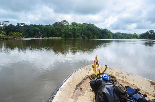 Tiwai Island, Sierra Leone