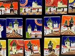 The thin line between real and fake (The Shy Photographer (Timido)) Tags: city europa europe republic czech prague capital praha praga bohemia shyish