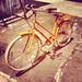Tangerine Brooklyn Cruiser in Mar Vista, California