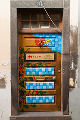 """doors of Funchal • <a style=""""font-size:0.8em;"""" href=""""http://www.flickr.com/photos/58574596@N06/9407025349/"""" target=""""_blank"""">View on Flickr</a>"""