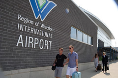 Region of Waterloo International Airport, ON