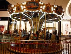 MerryGoRound (Heidi Farrah) Tags: horses colors mall children lights dubai merrygoround dubaimall